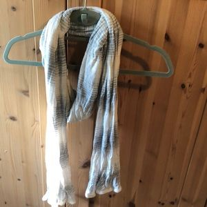 Gap Striped Scarf